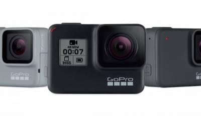 GoPro Hero 7: caratteristiche e prezzo dei tre modelli