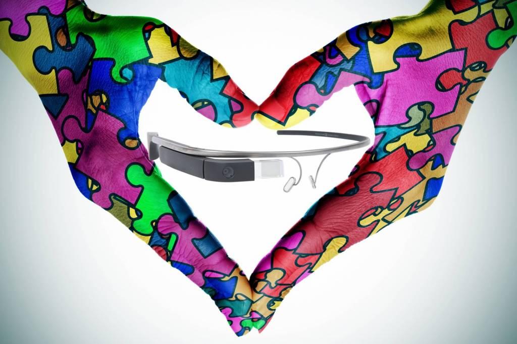 Nuova cura per l'autismo Google Glass
