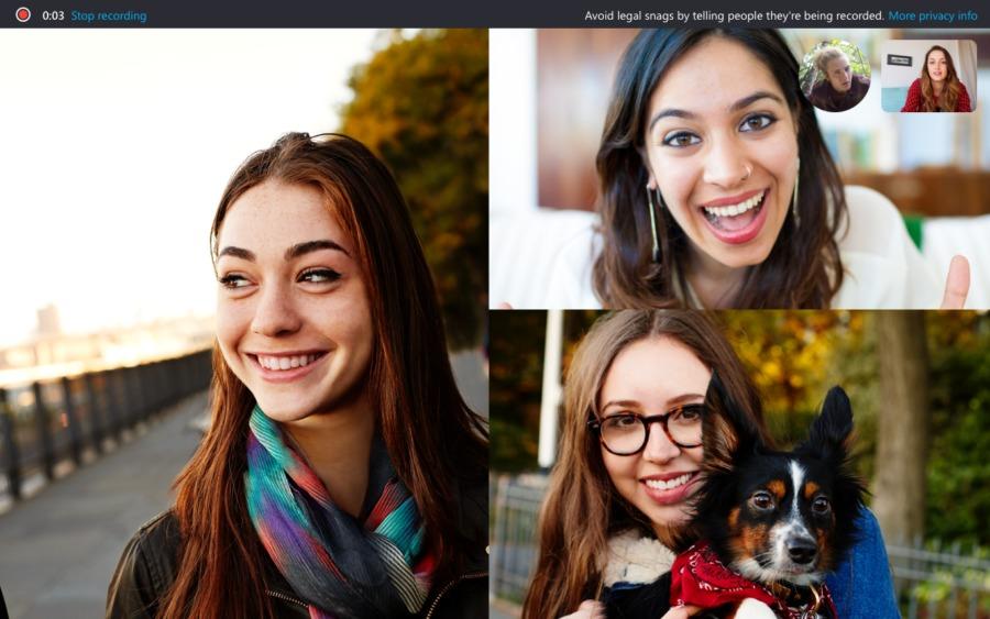 Registrazione chiamate Skype