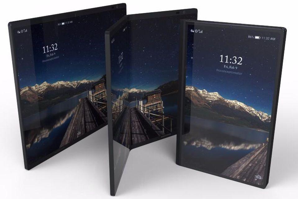 samsung-pronta-smartphone-pieghevole