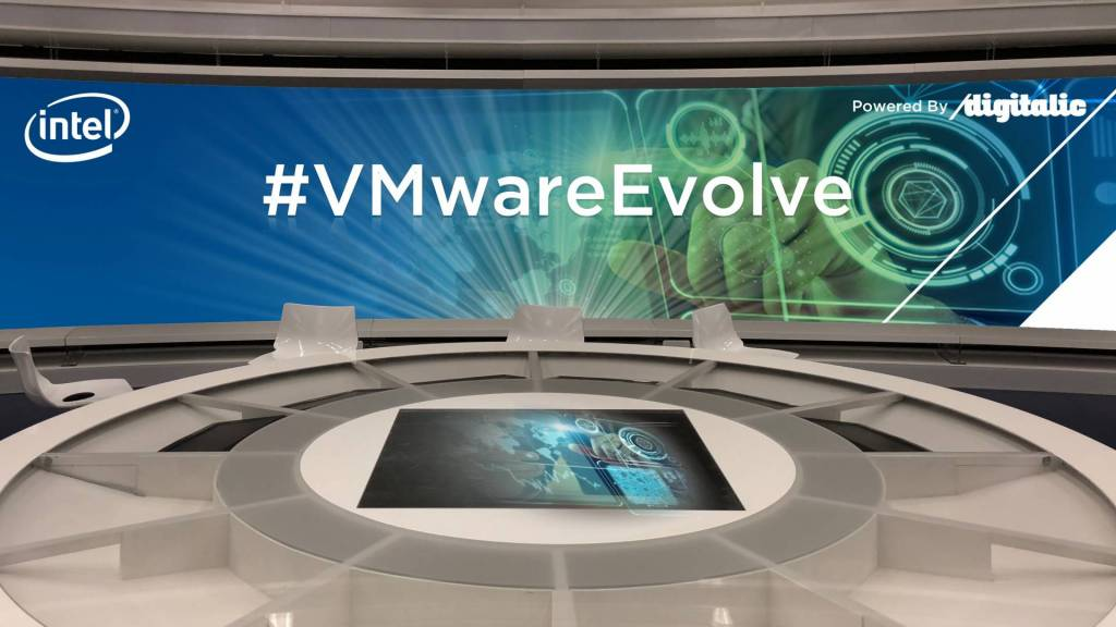 VMware Evolve Evento