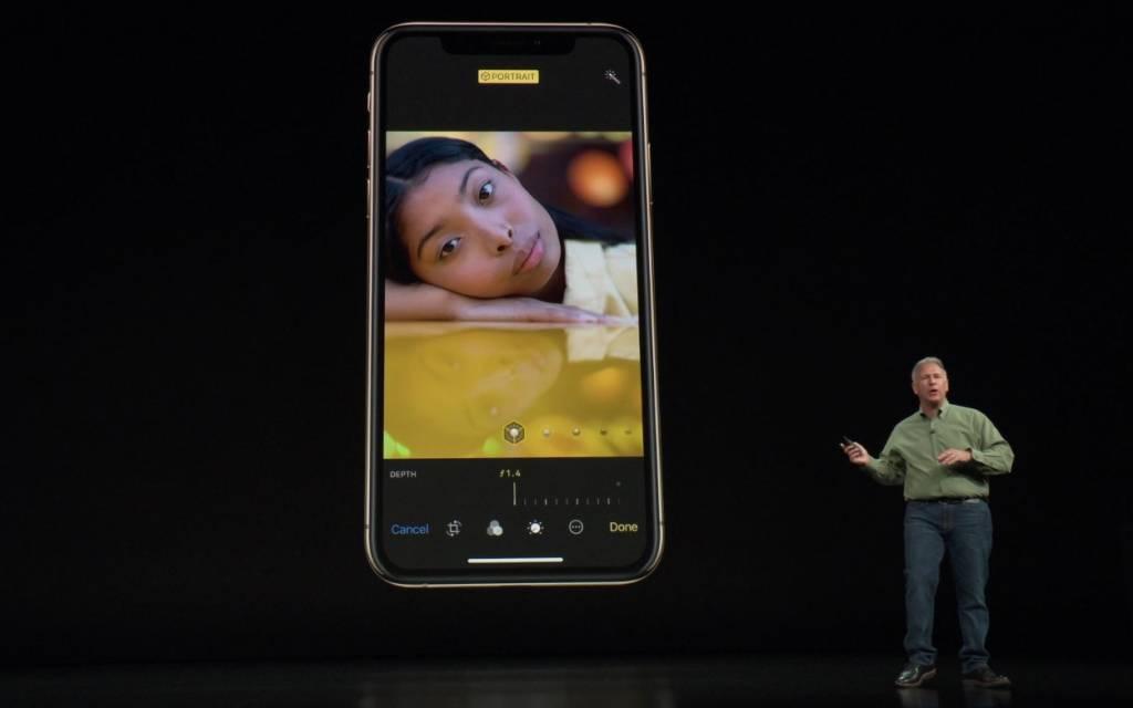 Apple iPhone Xs esagerazioni fotocamera