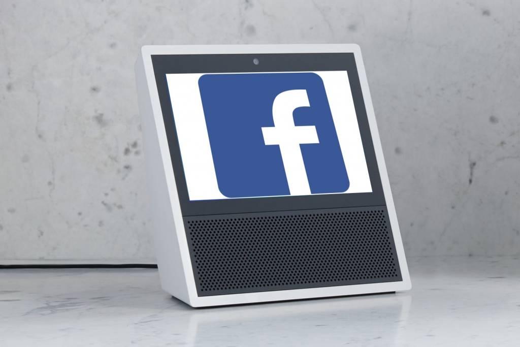 Facebook Portal Smart Dispaly