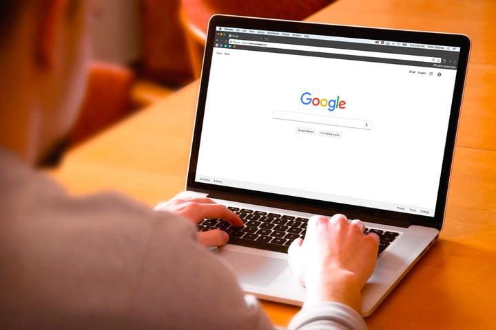 google web senza url
