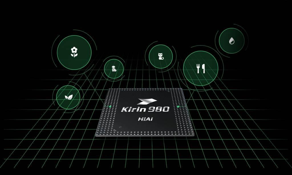 huawei processore kirin 980