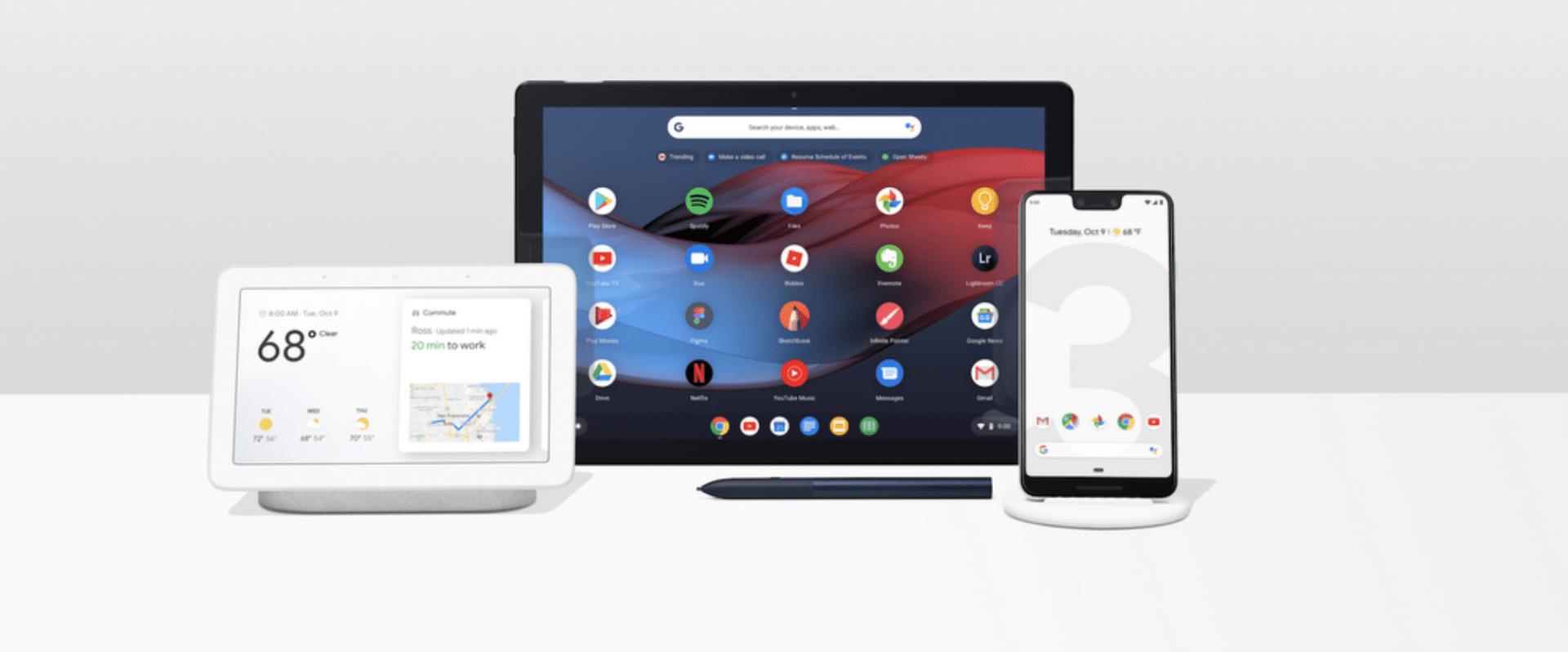 Tutte le novità dell'evento Google: dal Pixel 3 a Google Home Hub