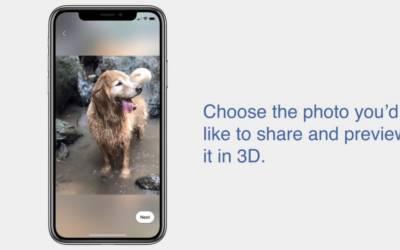Facebook: le foto 3D stanno per invadere i nostri feed