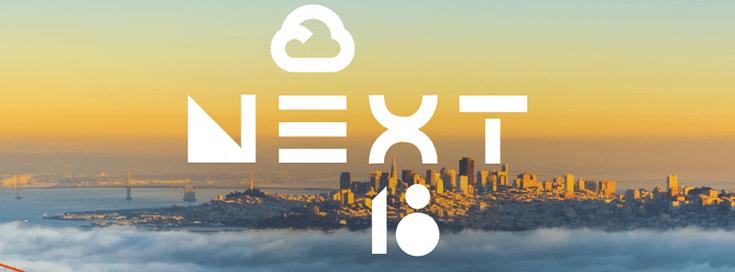 Google Cloud Next Londra