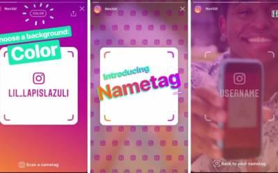 Instagram Nametag: come funziona e a cosa serve