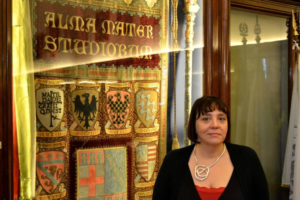 Paola Salomoni, Prorettrice alle tecnologie digitali di Unibo università