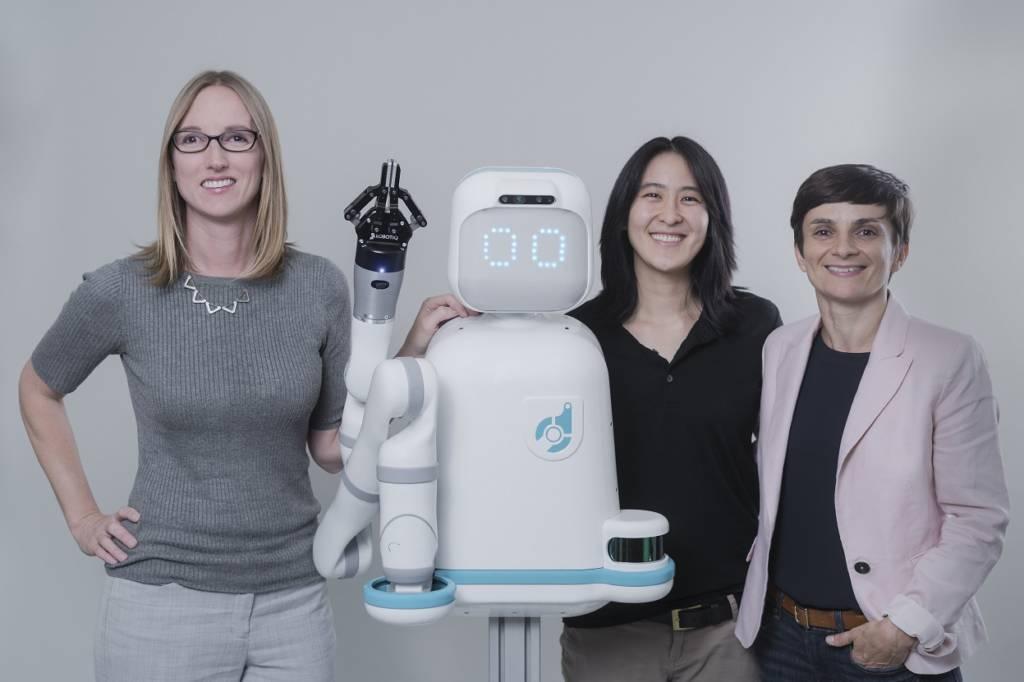 Robot Infermiere Moxi sanità