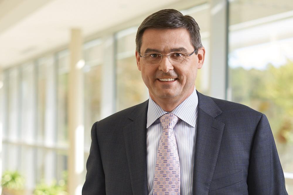 Oliver Schabenberger, Executive VP, COO e CTO di SAS