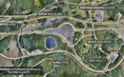 In Svezia hanno fatto una pista statale per testare le auto a guida autonoma: AstaZero