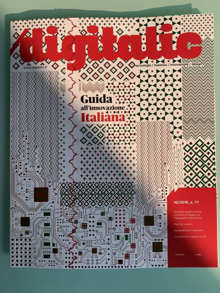 digitalic n 77 guida all'innovazione italiana