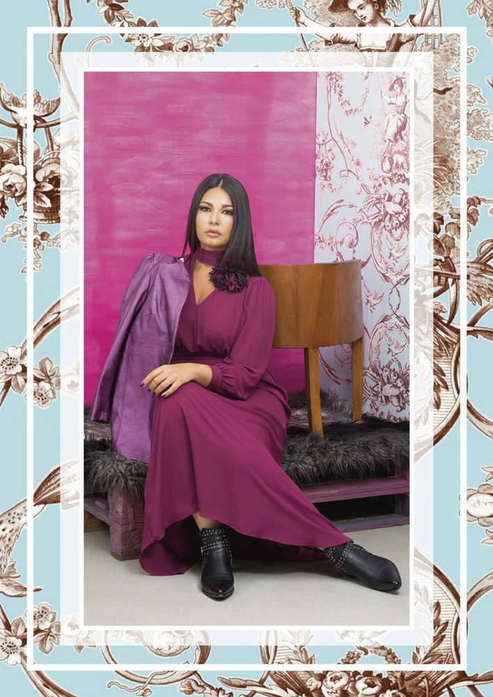 Elisa D'Ospina Intervista