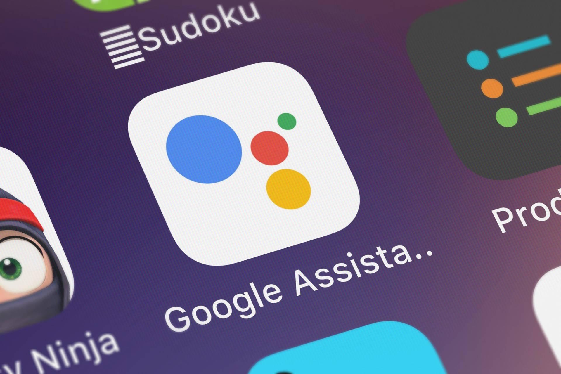 Google cambia il design del suo Assistant: novità in arrivo