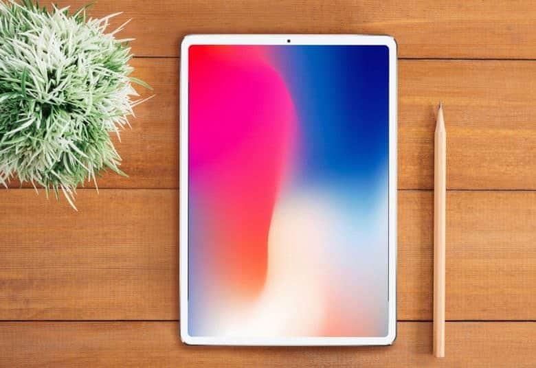 iPad Pro: l'icona di iOS 12 conferma il restyling