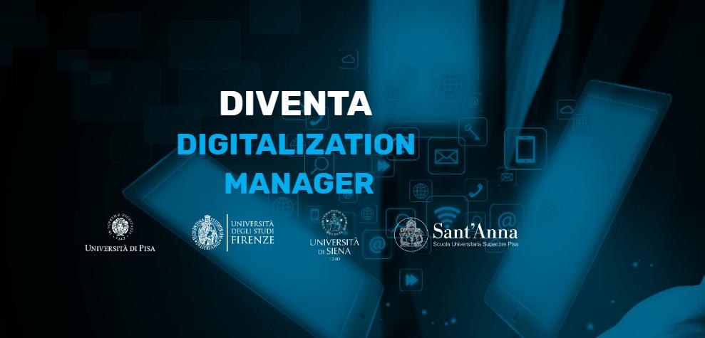 master pisa digitalization manager
