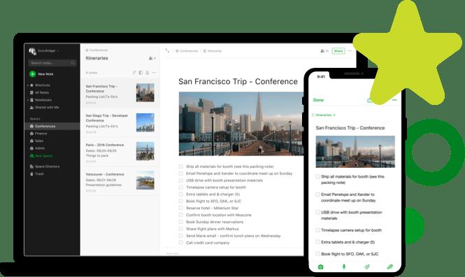 migliori app gratis Evernote app per android