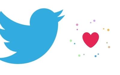 Twitter dice addio al pulsante a forma di cuore?