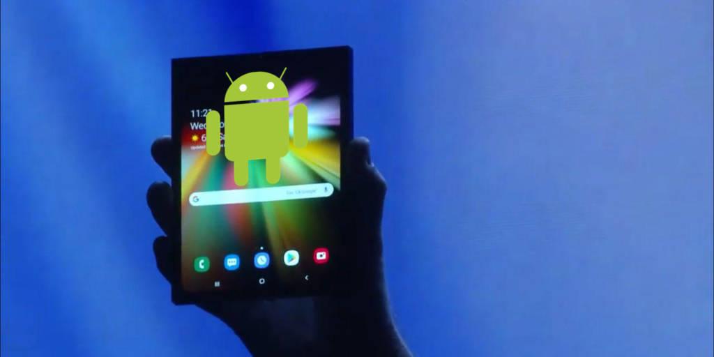 android supporto pieghevoli