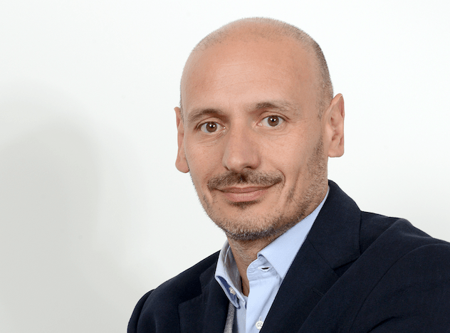 Federico Carozzi, Head of Product Marketing Lenovo Italia Lenovo Intelligent Futures