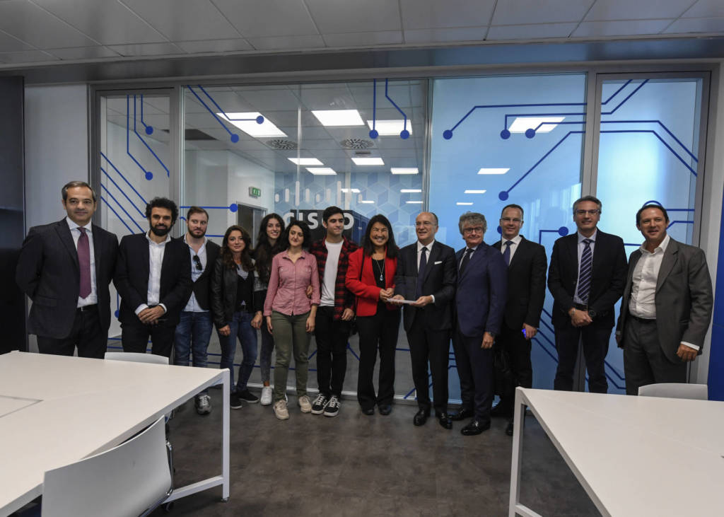 a Napoli il Cisco Digital Transformation Lab