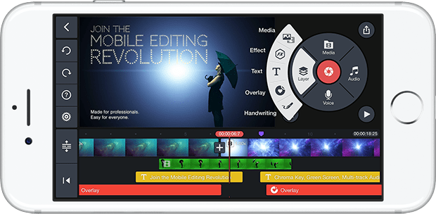 Migliori app editing video da mobile