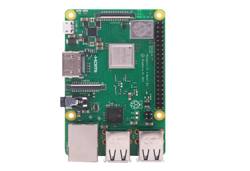 Raspberry Pi 3 Modello B+ regali geek