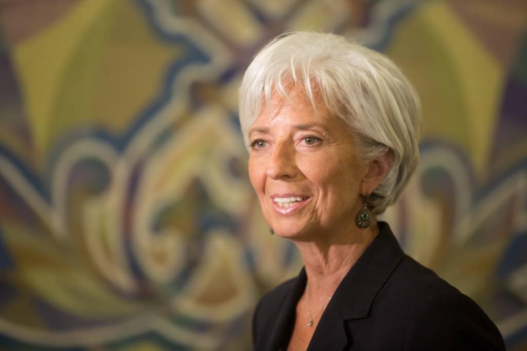 Christine Lagarde Fmi criptovalute banche centrali
