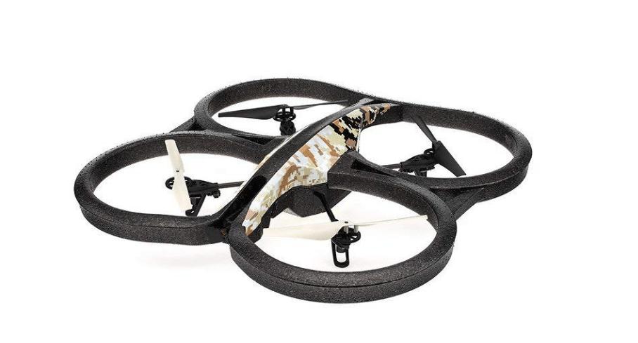 regali geek Parrot AR.DRONE 2.0 Quadricottero