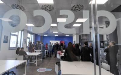 Apre a Napoli il Cisco Digital Transformation Lab