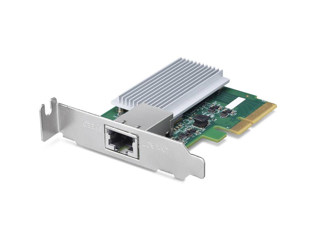 Buffalo annuncia una nuova card PCI-E 10GbE