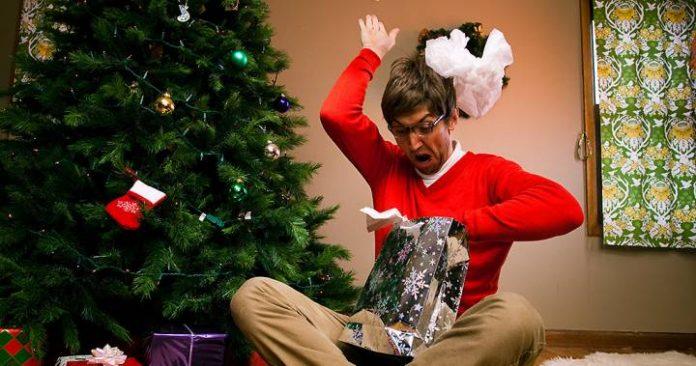 ragali di Natale geek