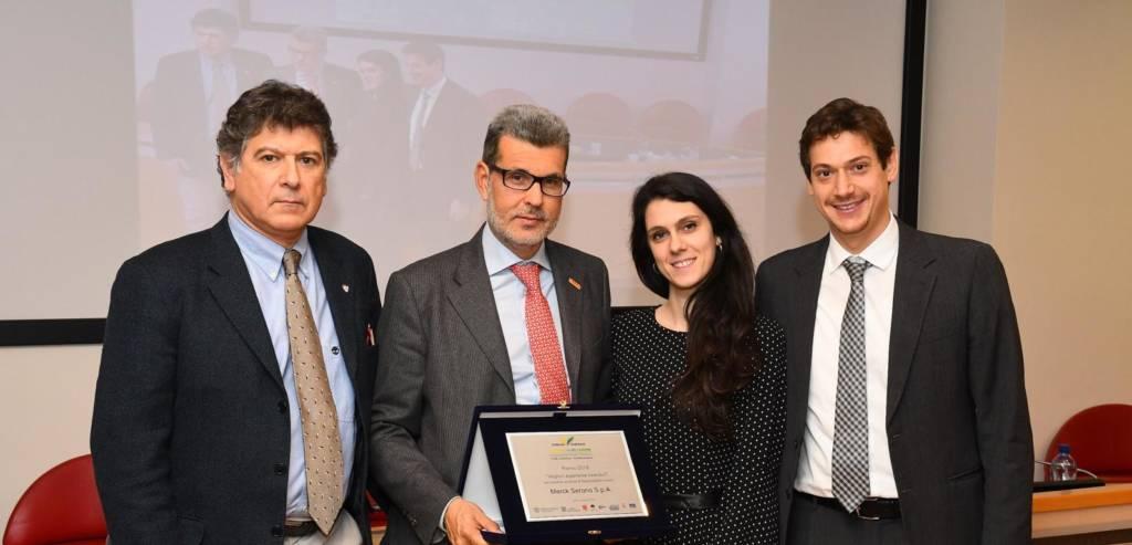 """Responsabilità Sociale: Merck tra i vincitori del Premio """"Migliori Esperienze Aziendali"""" 2018"""