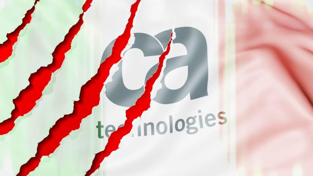 CA Technolgies Italia licenziamenti