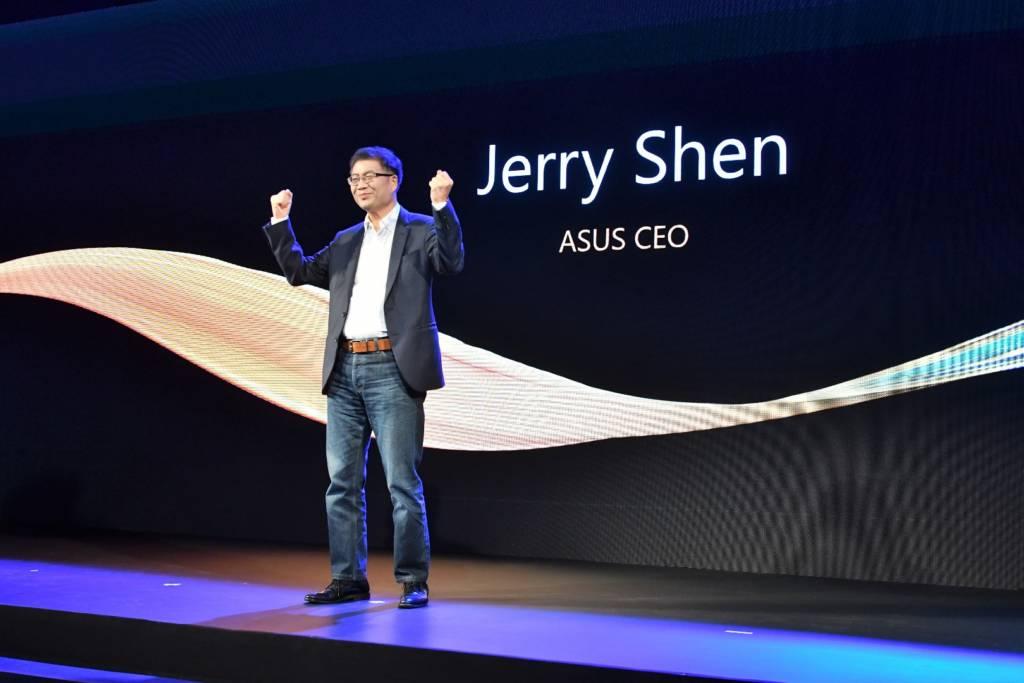 Ceo Asus si dimette Jerry Shen