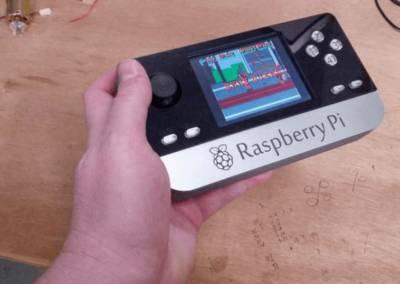 Console Raspberry Pi