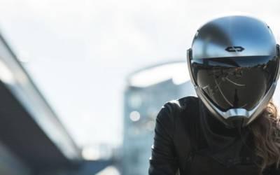 CrossHelmet: il casco intelligente per motociclisti