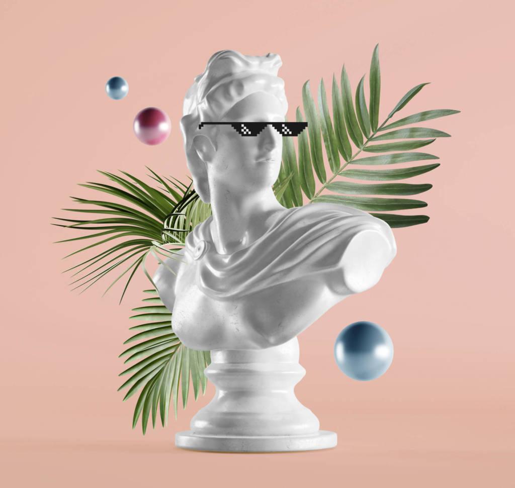 Trend visuali 2019 -Provocazione creativa