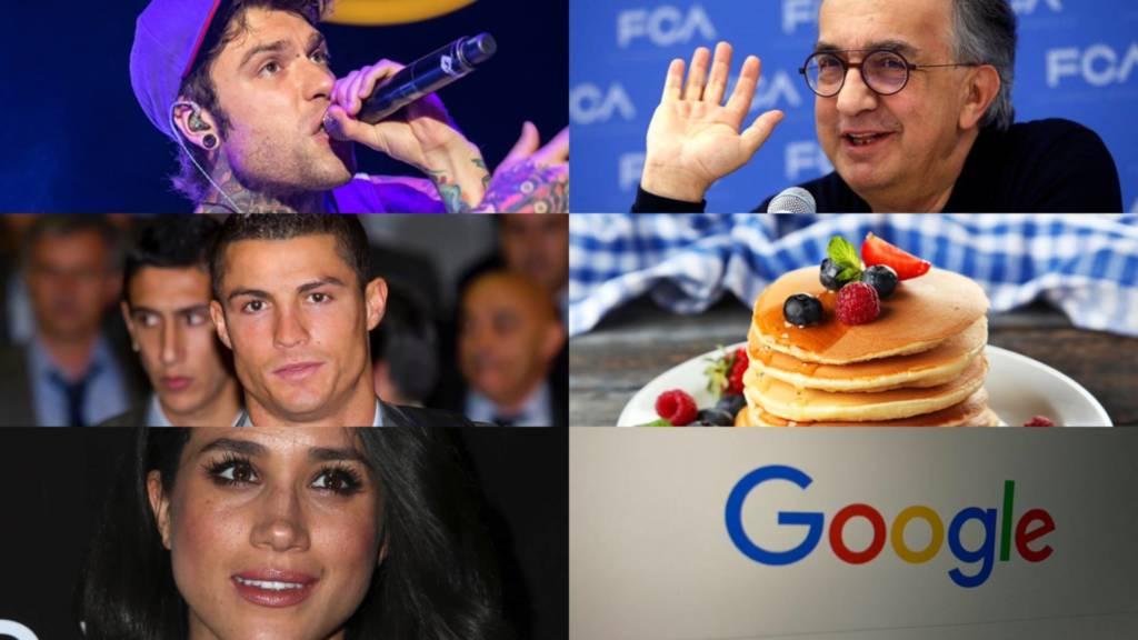 Parole piu cercate su Google in Italia 2018