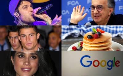 Le parole più cercate su Google in Italia 2018
