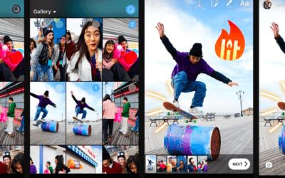 Come condividere più foto e video contemporaneamente su Instagram Stories