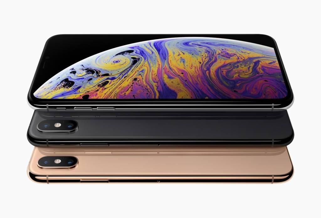 iphone xs max esploso