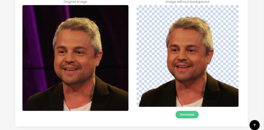 scontornare immagini remove RB