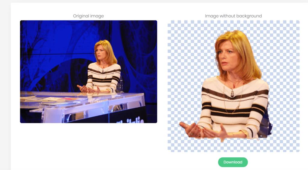 scontornare le immagini remove RB