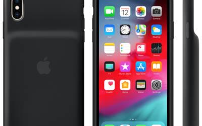 Apple lancia le Smart Battery Case per iPhone XS, XS Max e XR con ricarica wireless