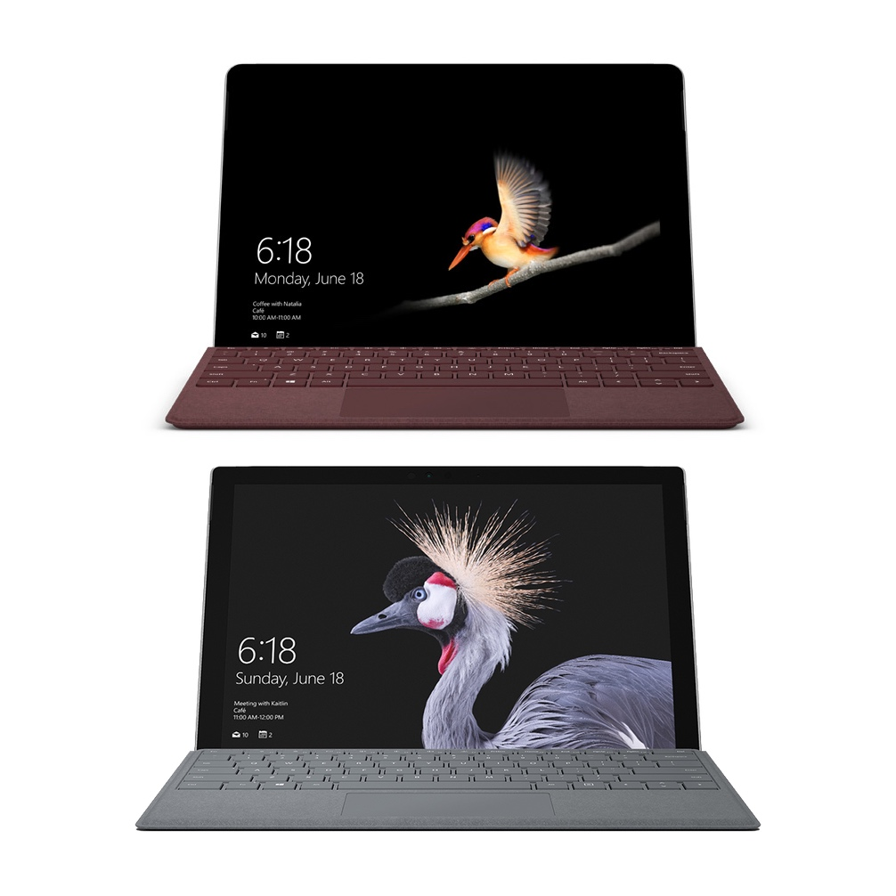 Surface Go VS Surface Pro