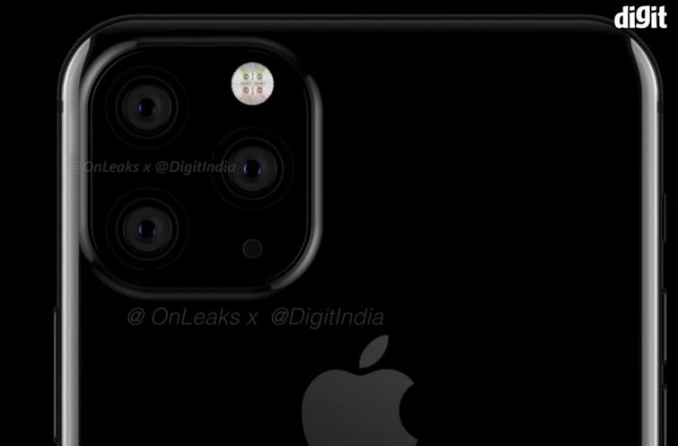 iPhone 11: tripla fotocamera e notch rimpicciolito?