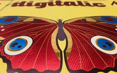 Digitalic n. 81 Digital Transformation. La farfalla del nuovo mondo digitale
